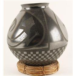 Santa Domingo Blackwear Pot