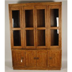 Woodbriar Drexel China Cabinet