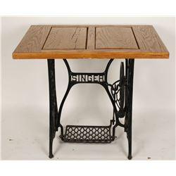 Singer Base Backgammon Table