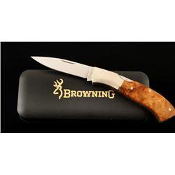 Browning Lock Blade Knife