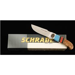 Schrade Fixed Blade Knife with Sheath