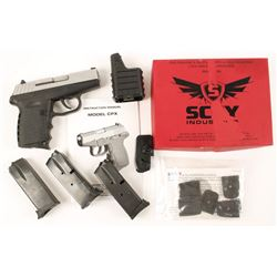 SCCY CPX-2 Cal: 9mm SN: 056969