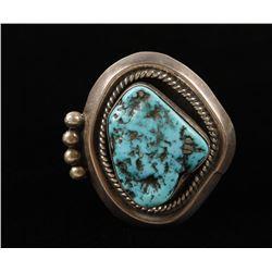 Vinatge Navajo Turquoise Ring