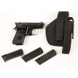 Beretta 950BS .25 ACP SN: BER20393V