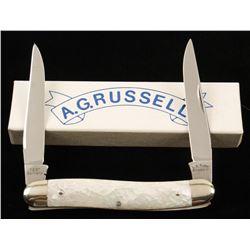 """A.G. Russell """"Muskrat"""" Knife"""