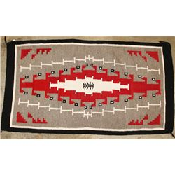 Contemporary Navajo Textile Weaving
