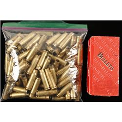 Brass and Bullets for 7.62x39