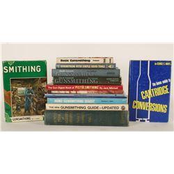 Lot of 13 Gunsmithing Books