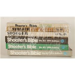Lot of 6 Stoeger Shooter's Bibles