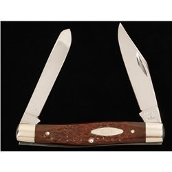 "Case ""Moose"" Two-Bladed Jack Knife"