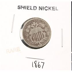 Shield Nickel