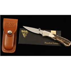 Buck Limited Edition Lockback Knife