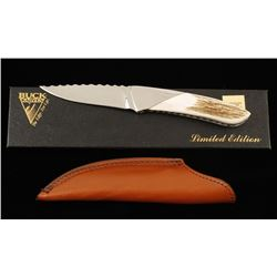 Buck Limited Edition Fixed Blade Knife