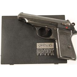 Walther PP Cal: 7.65mm SN: 973733