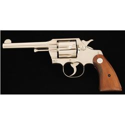 Colt Official Police Cal: .38 SN: 560784