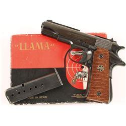Llama Especial X-A Cal: 7.65mm SN: 401869