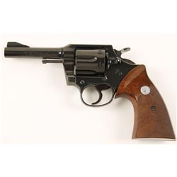 Colt Official Police Mk III Cal:.38 Spl SN:73498J