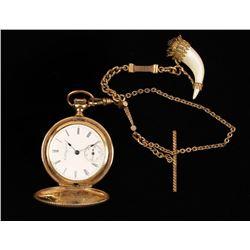 Lady's Elgin Pocket Watch