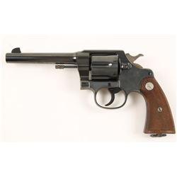Colt New Service Cal: .38 WCF SN: 333533