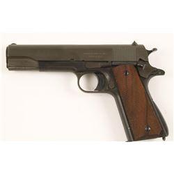 Custom 1911A1 Gov't Cal: .45 ACP SN: SWAT12186