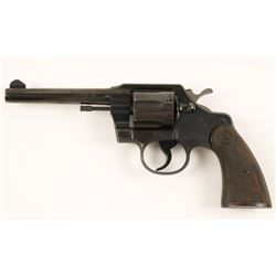 Colt Official Police Cal: .38 Spl SN: 806740