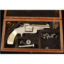Smith & Wesson Baby Russian Cal:.38 S&W SN: 3118