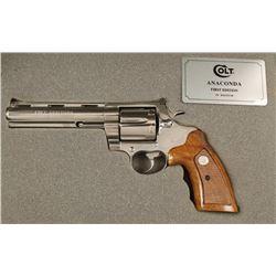 Rare Colt Anaconda .44 Mag SN: MM00773