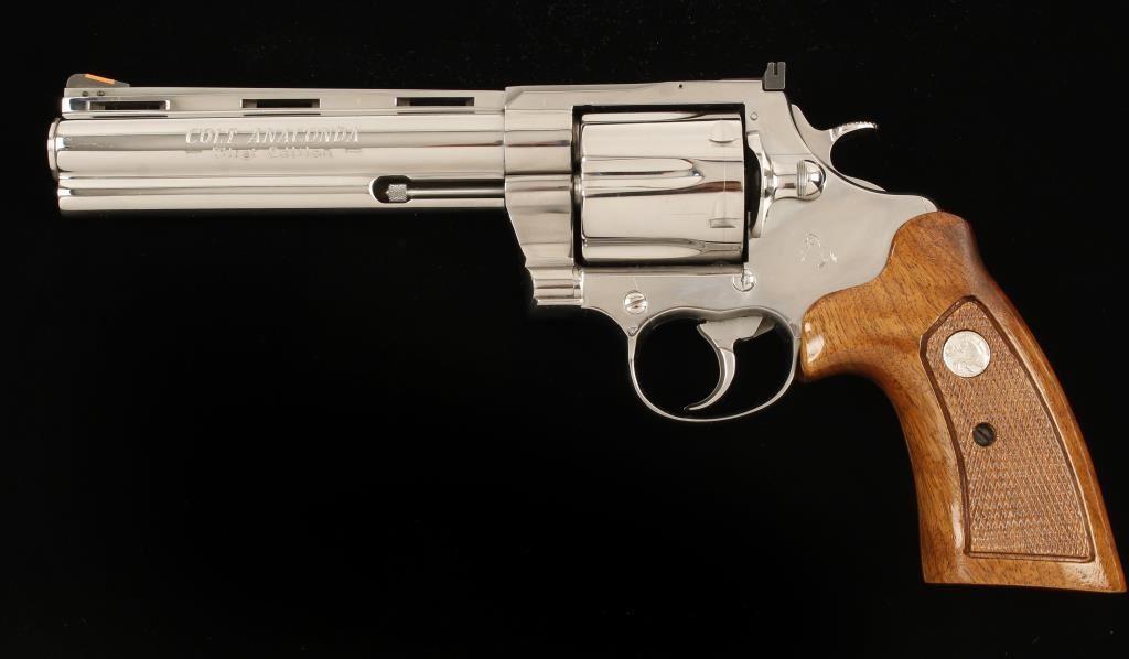 Rare Colt Anaconda  44 Mag SN: MM00773