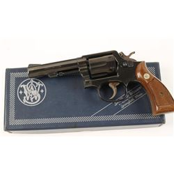 Smith & Wesson 13-1 Cal:.357 Mag. SN:D991075