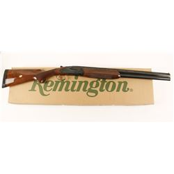 Remington Peerless Field Cal: 12GA SN: RP013358