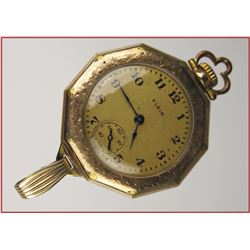 Antique Ladies Pendant Watch