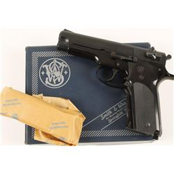 Smith & Wesson 59 Cal: 9mm SN: A332759