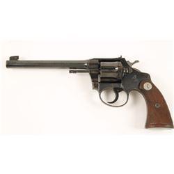 Colt Police Positive Target Cal:.22 SN:41739