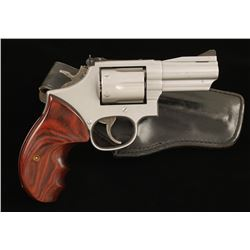 Smith & Wesson 66-4 Cal:.357 Mag SN:CAU0132