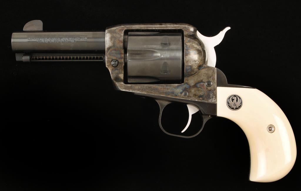 Ruger Vaquero Cal:  45 Colt SN:58-59082