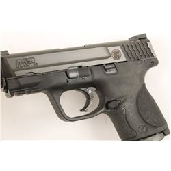 Smith & Wesson M&P 9c Cal: 9mm SN: HAZ8631