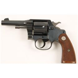 Colt New Service Cal: .38 Spl SN: 335110