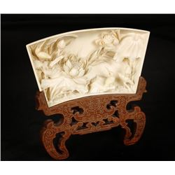 Chinese Ivory Art Piece
