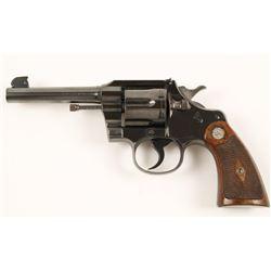 Colt Officers Model Cal: .38 SN: 405136