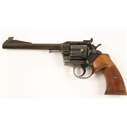 Colt Officers Model Cal: .38 SN: 356495