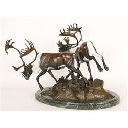 Fine Art Bronze by Joseph Krausz