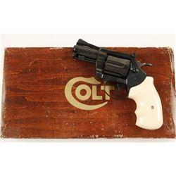 Colt Diamondback Cal: .38 Spl SN: R13813