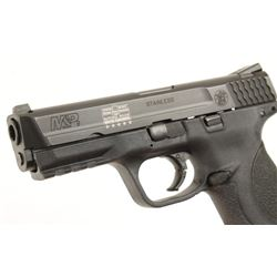 Smith & Wesson M&P 9 Cal: 9mm SN: MRJ0968
