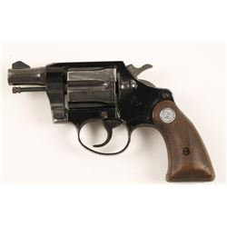 Colt Agent Cal: .38 Spl SN: A86036