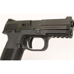 FNH USA FNS-9 Cal: 9mm SN: GKU0009013