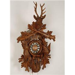 Black Forest German Cuckoo Clock