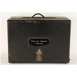 """""""Tee's Pistoleer"""" Handgun Range Box"""