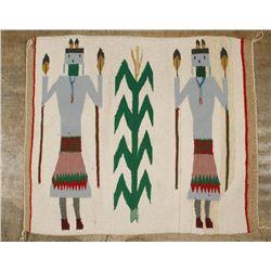 Navajo Figural Texture