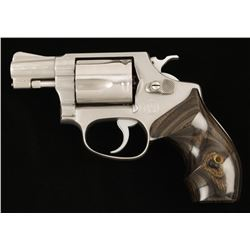 Smith & Wesson Model 60 .38 Spl SN: R118792