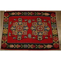 Flatweave Turkish Rug